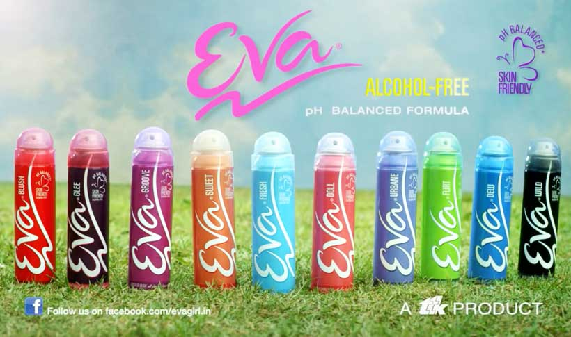 Won the label of the brand with the highest variants of deodorants